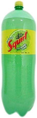 Squirt Refresco Jugo, Toronja, 3 litros