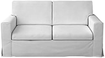 Pleasing Ikea Sandby 2 Seater Sofa Cover Loveseat Slipcover Download Free Architecture Designs Parabritishbridgeorg