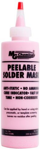 MG Chemicals Peelable Solder Mask 250 ml Tube
