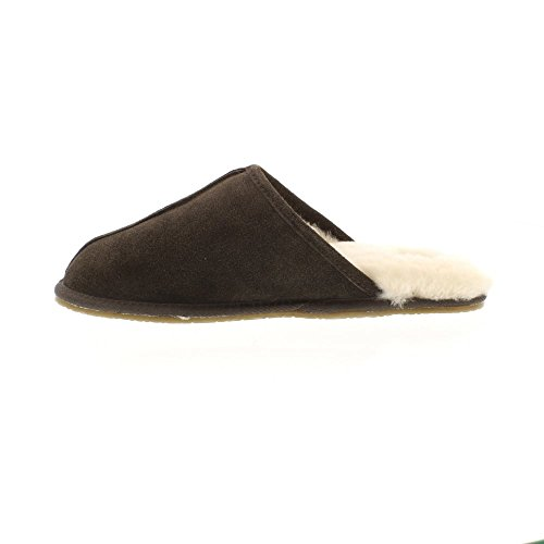 Clarks crackling Fire - Brown Suede