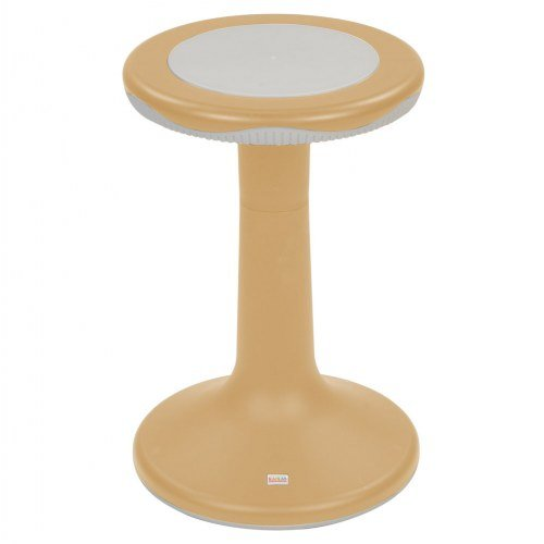 20'' K'Motion Stool - Natural by Kaplan Early Learning Company