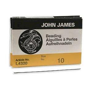 Beading Needles -Size 10, 25 Pack