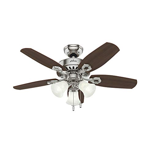 42 brushed nickel ceiling fan - 8