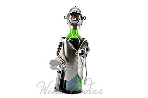 Metallic Wine Bags - 3