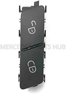 MERCEDES-BENZ 20490584029107 GENUINE OEM LOCK SWITCH