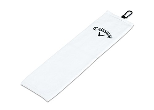 Callaway Golf Towel (Callaway Tri-Fold Towel)