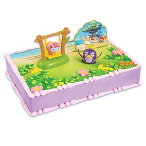 Amazoncom Stella from Angry Birds Cake Decorating Topper kit