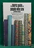 The Fabric Guide for People Who Sew, Fenya Crown, 0448131641