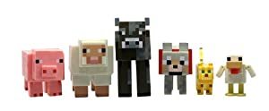 Minecraft Animal 6 Pack