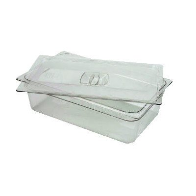 Extra Cold Food Pan [Set of 6] by Rubbermaid Commercial Products