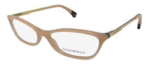 Eyeglasses Emporio Armani EA 3014 5087 BEIGE/GREEN
