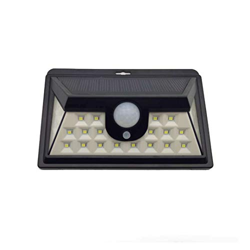 Wall Mounted Solar Lights For Garden in US - 5