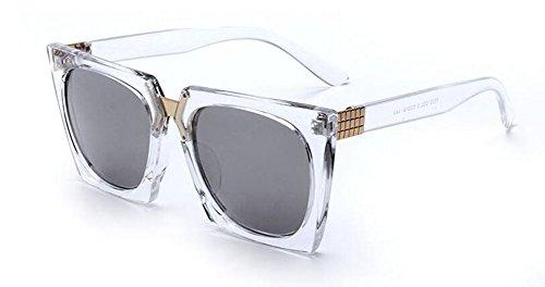 rond cercle lunettes inspirées Lennon métallique de en retro de vintage style Mercure polarisées du soleil Comprimés Brv7gtqwxB