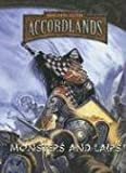 Warlords of the Accord: Monsters and Lairs, Allison Medwin and Aaron Acevado, 1887953965
