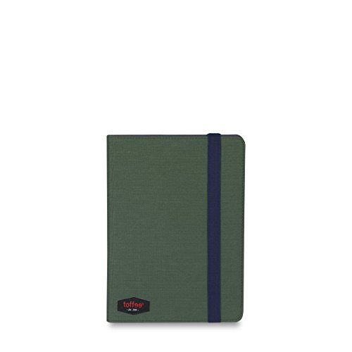 Toffee Toffee Flip Folio for iPad Air 1/2-Khaki Waterproof Flip Folio Case Khaki Flip Folio for iPad Air 1/2-Khaki TFF-1114-K