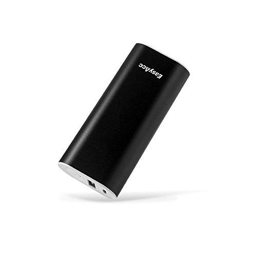 EasyAcc Metal 6400mAh  Mini Portable Power Bank External Bat