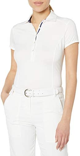 Zero Restriction Womens Halle Short Sleeved Polo 0569L-P
