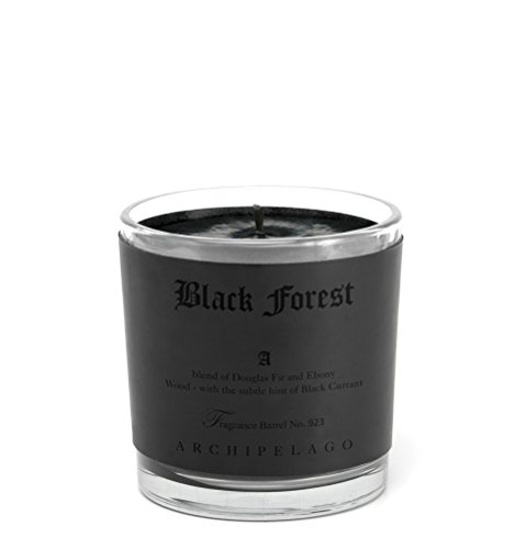 Archipelago Botanicals Black Forest Letter Press -