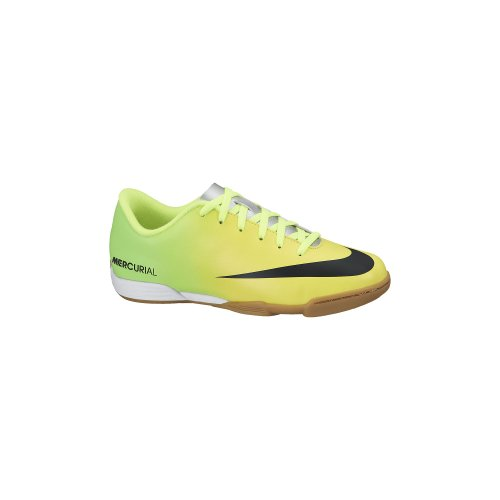 Nike - I JR Mercurial Vortex IC - Color: Giallo-Verde - Size: 38.0