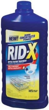 Rid-X Septic System Treatment (Pack of 10)