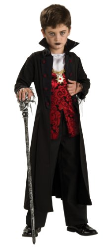 Royal Vampire Costume, Large
