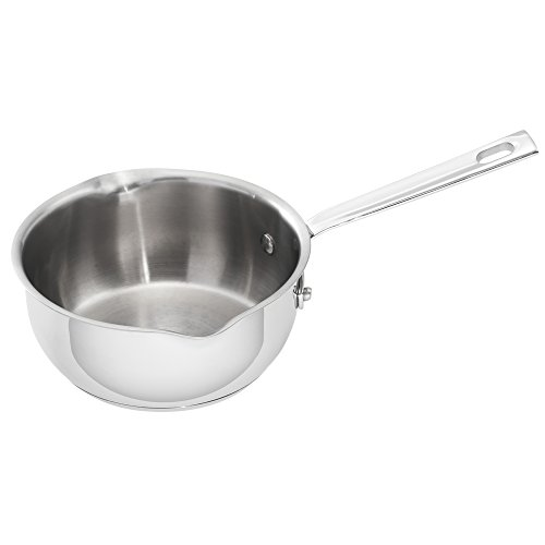 Emeril Lagasse 62954 Stainless Steel Saucier, 1-Quart, Silver