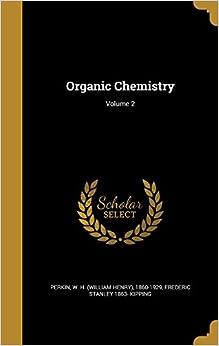 Book Organic Chemistry: Volume 2