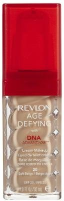 Revlon Age Defying Foundation with DNA Advantage - Soft Beige (Pack of 2)