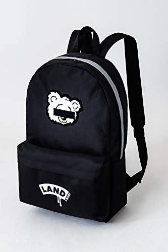LAND BY MILKBOY BACKPACK BOOK 画像 B