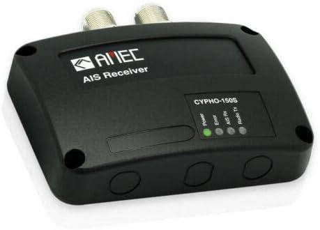 Amec CYPHO 150S Receptor AIS Marino con Diplexor VHF: Amazon ...