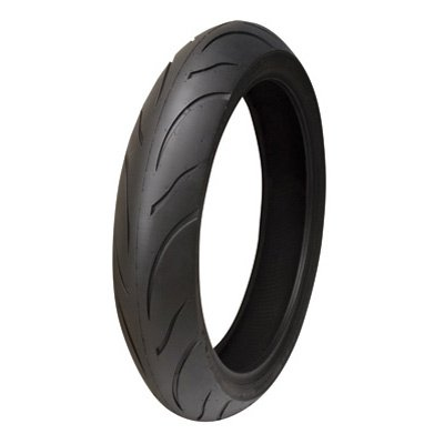 120/70ZR-18 (59W) Shinko 011 Verge Front Motorcycle Tire for Harley-Davidson Sportster 883 Superlow XL883L (ABS) 2014-2017