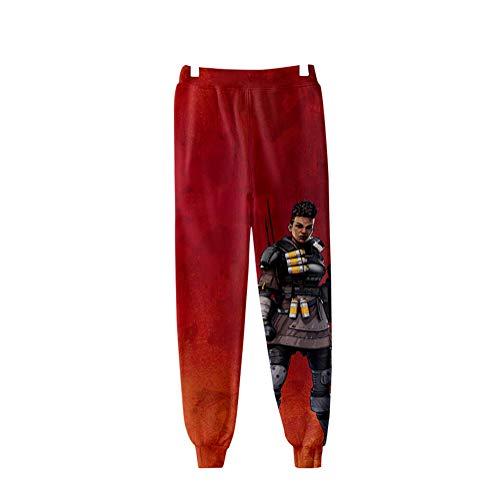 Absorbant Impression 3d Moimk Numérique Legends 4 Apex Sueur Pantalon Et Hommes La Unisexe Respirante Femmes Pour l 1q8qfr7zv