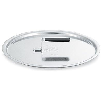 "Vollrath 67541 Wear-Ever 14-7/8"" Flat Aluminum Cookware Cover"