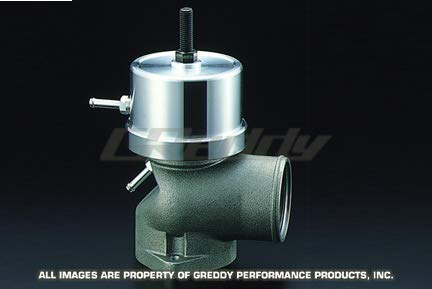 (Greddy Type R Racing Turbo Charger Blow-Off Valve with Standard)