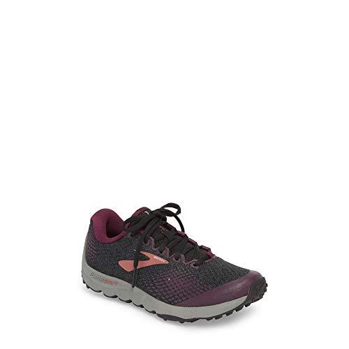 (ブルックス) BROOKS レディース ランニング?ウォーキング シューズ?靴 PureGrit 7 Trail Running Shoe [並行輸入品]