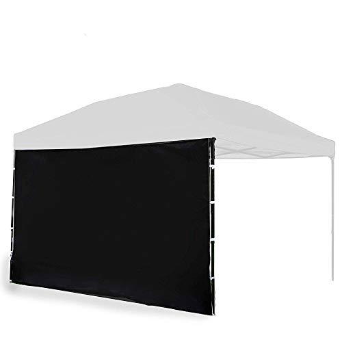 Punchau Canopy Side Wall - Black Sidewall for 10x10 Feet Pop