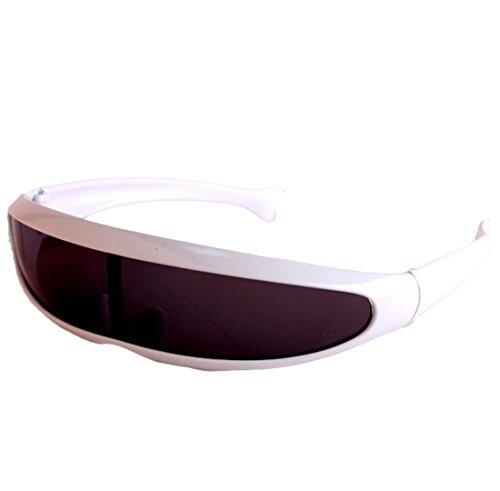 Personalizada QQBL PC Y De De Hembra UV400 Gafas Red con Plástico Sol White Macho En De Pez Forma U4tq4Fw