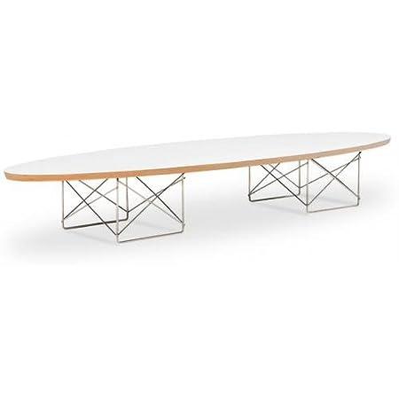 Mesa de Centro Elliptical ETR Charles Eames Style: Amazon.es: Hogar