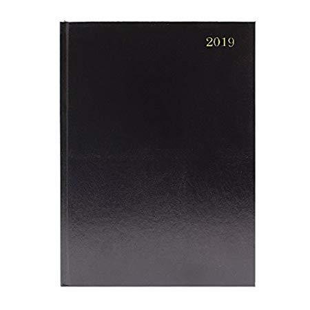 KFA51ABK19 - Agenda de escritorio A5 para citas de día y ...