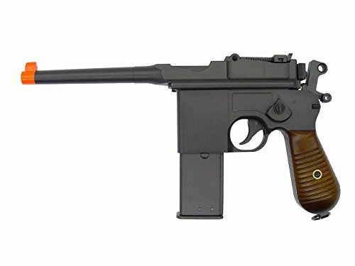 hfc model-196 cannon full metal semi auto(Airsoft Gun) by HFC