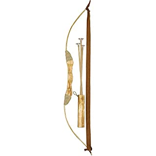 Amscan 843148 Native American Bow and Arrows, 1 Set