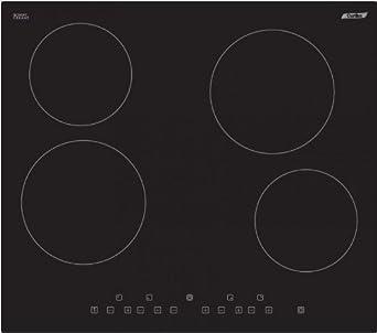 Curtiss mv460 placas de vitrocerámica: Amazon.es: Grandes ...