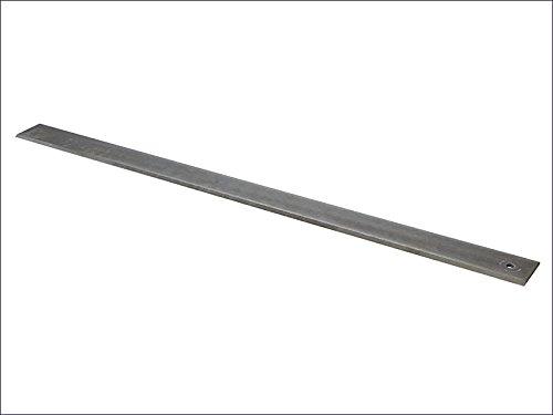 Maun Carbon Steel Straight Edge 60cm (24in) MAU170124