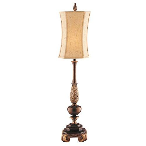 Stein World 97755 Sweet Ginger Buffet Lamp, 8 x 8 x 35.5