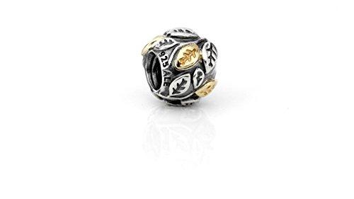 Pandora - 79429 - Drops Femme - Argent 925/1000 - Boule Feuilles