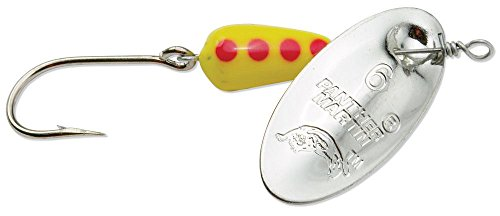 Panfish Classic Fish (Panther Martin Classic Single Hook Fishing Spinner PMRSH_2_S Classic Single Hook Fishing Spinner Silver)