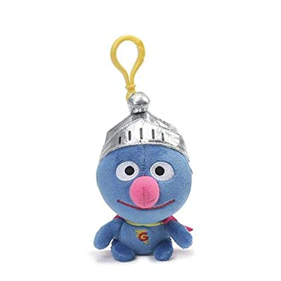 GUND 6050727 Super Grover Backpack Clip, 5-Inch: Toys & Games