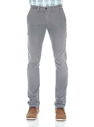 Pepe Jeans London Pantalón Sloane Gris W31L34