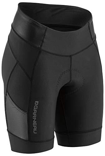 Louis Garneau Women's Neo Power Motion 7 Bike Shorts, Black (New), Large