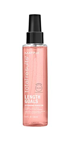 Matrix Total Results Length Goals Extensions Perfector Multi-Benefit Heat Protectant & Styling Spray Leave-In, 6.8 Fl. Oz.